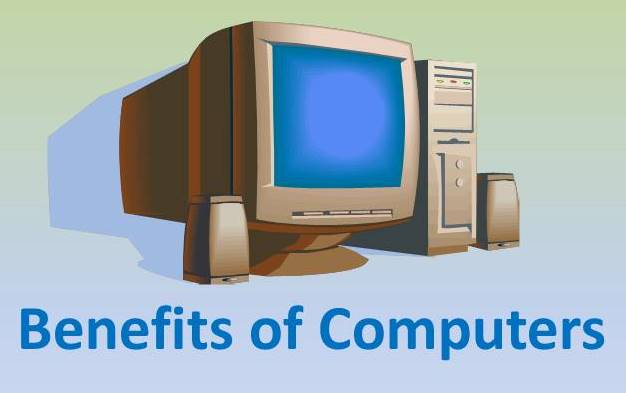 what are the benefits of computers