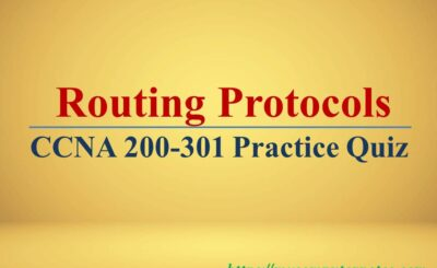 what is routing protocol