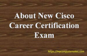 about new cisco career certification path-feature image